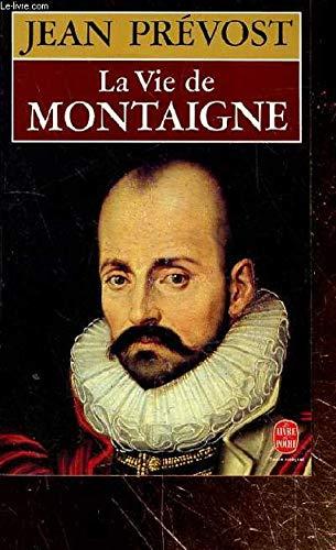 9782253064695: La vie de Montaigne