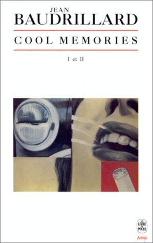 9782253064770: Cool Memories I et II 1980-1990 (Livre de Poche)
