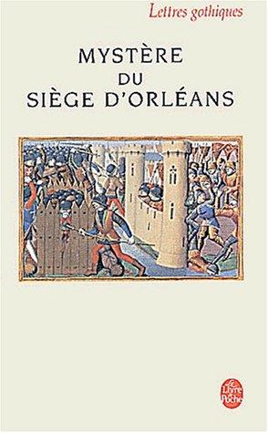 9782253066750: Mystère du siège d'Orléans