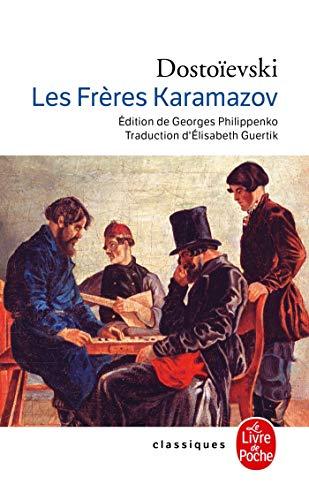 9782253067078: Les Freres Karamazov (Ldp Classiques) (English and French Edition)