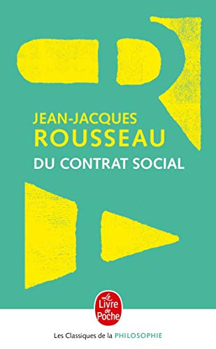 9782253067252: Du contrat social (Classiques Philo)