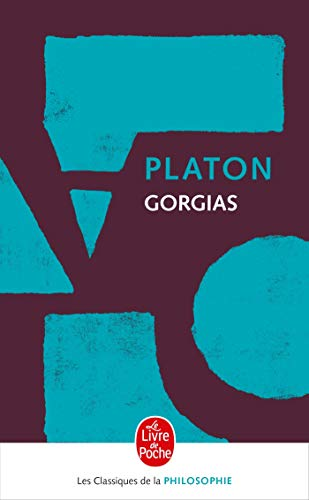 9782253067276: Gorgias (Ldp Class.Philo) (French Edition)