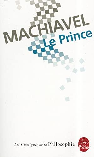 9782253067436: Le Prince (Classiques de Poche)
