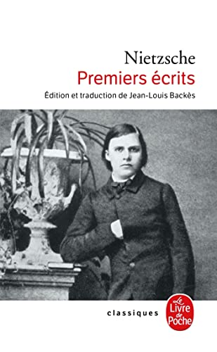 9782253067573: Premiers Ecrits (Ldp Classiques) (French Edition)