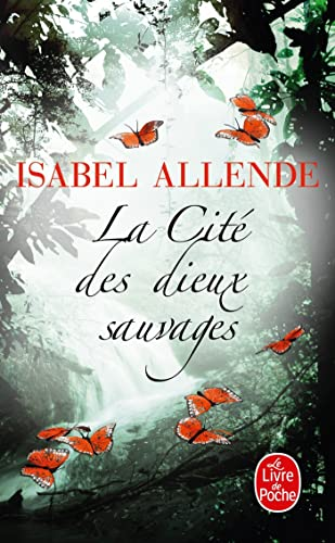 9782253068242: La Cite Des Dieux Sauvages (Ldp Litterature) (French Edition)