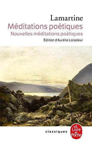 9782253082118: Méditations poétiques : Nouvelles Méditations poétiques