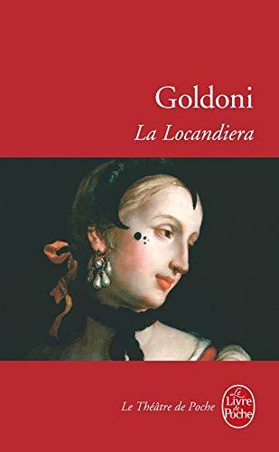La Locandiera (Ldp Theatre) (French Edition): Goldoni, C.