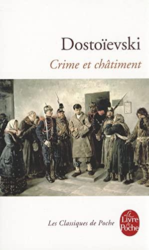 9782253082507: Crime et châtiment (Le Livre de Poche)