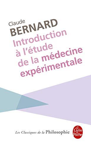 9782253082606: Introduction Etude Medecine Experimentale (Ldp Class.Philo) (French Edition)
