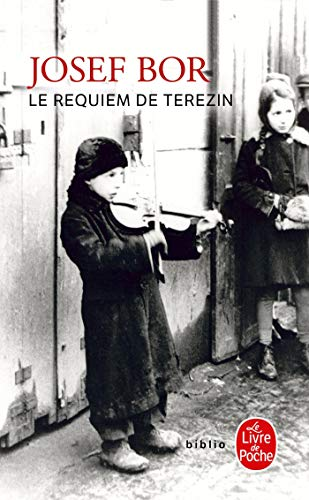 9782253083955: Le Requiem de Terezin