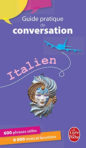 9782253084235: Guide Pratique De Conversation Italien (French Edition)