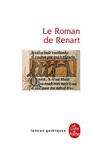 9782253086987: Le Roman de Renart (Lettres gothiques)