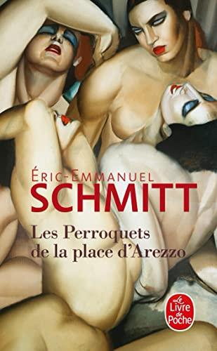 9782253087328: Les Perroquets de la Place d'Arezzo (Littérature)