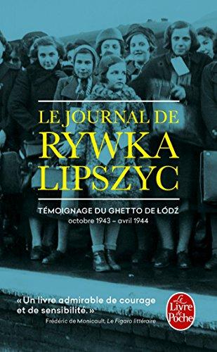 JOURNAL DE RYWKA LIPSZYC (LE): LIPSZYC RYWKA