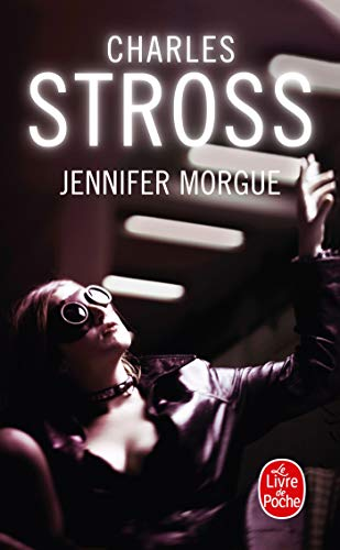 9782253087847: Jennifer Morgue (Ldp Science Fic) (French Edition)