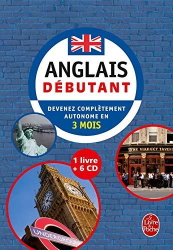 9782253088035: Anglais débutant (6CD audio)