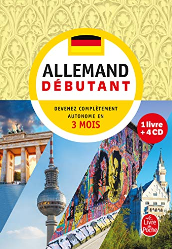 9782253088066: Coffret Allemand Debutant Livre 4 CD (Ldp Meth.Audio) (French Edition)