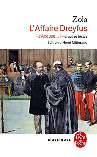 9782253088721: L'Affaire Dreyfus: J'Accuse Et Autres Textes (Classiques) (French Edition)