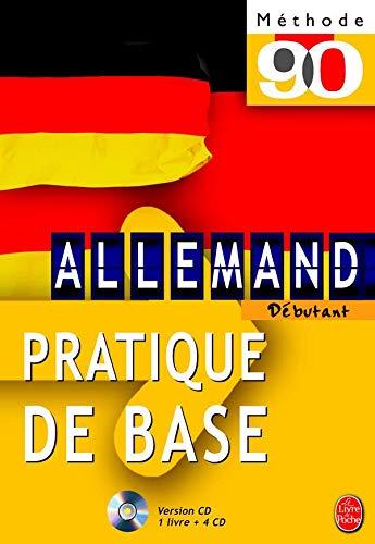 9782253091967: Allemand débutant : Pratique de base (4CD audio)