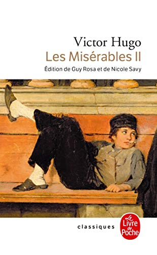 9782253096344: Les Miserables, Tome 2 (French Edition)