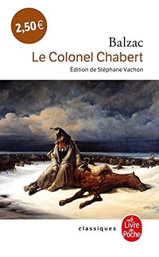 9782253098041: Le Colonel Chabert (Classiques)