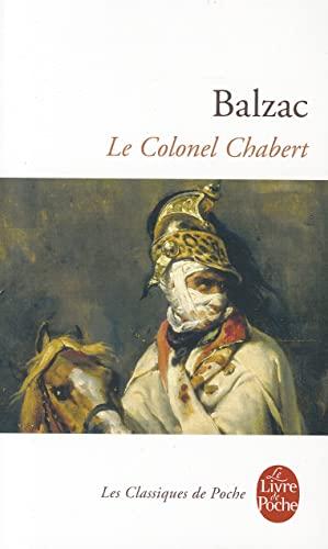 9782253098041: Le Colonel Chabert