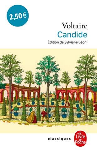 9782253098089: Candide (Le Livre de Poche)