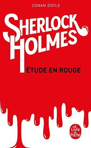 9782253098102: Sherlock Holmes : Etude en rouge
