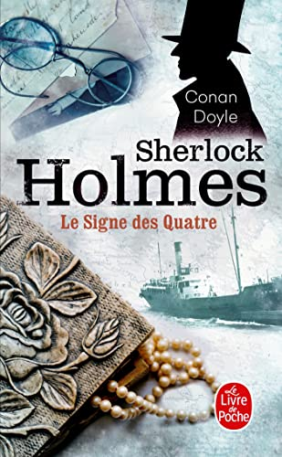 9782253098126: Le Signe Des 4 (Sherlock Holmes) (Ldp Policiers) (French Edition)