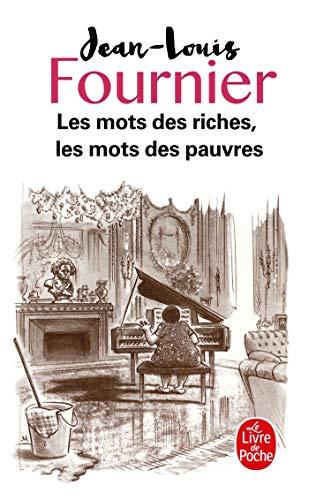 9782253099499: Les Mots des riches, les mots des pauvres