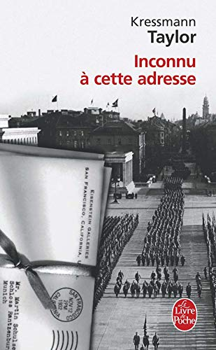 9782253108269: Inconnu a Cette Adresse (Ldp Litterature) (French Edition)