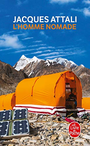9782253108948: L Homme Nomade (Ldp Litterature) (French Edition)