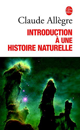 9782253109426: Introduction a Une Histoire Naturelle (Ldp Litterature) (French Edition)
