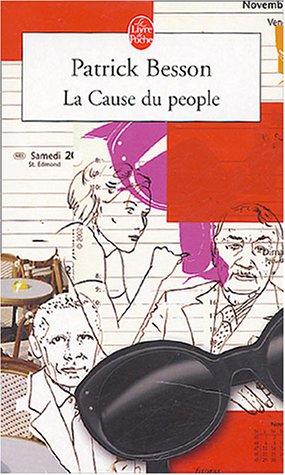 9782253109709: La cause du people (Le Livre de Poche)