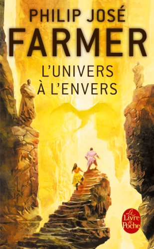 9782253112808: L'Univers A L'Envers (Ldp Science Fic) (French Edition)