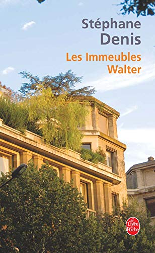 9782253114253: Les Immeubles Walter