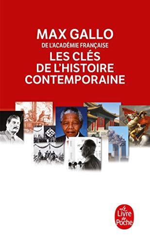 9782253115021: Les Cles de L Histoire Contemporaine (Ldp Litterature) (French Edition)