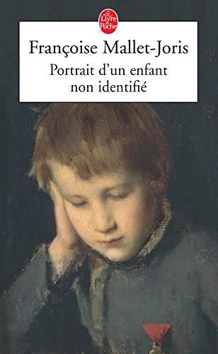 9782253115649: Portrait D'UN Enfant Non Identifie (French Edition)
