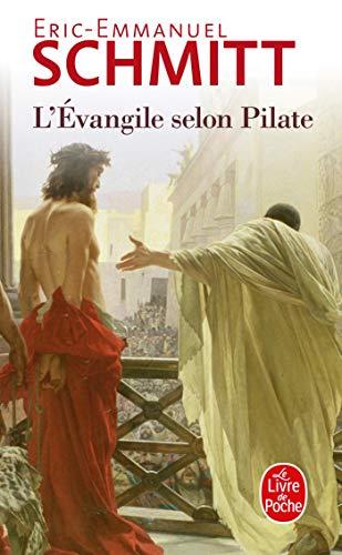 9782253116042: L'Évangile selon Pilate - Grand prix des Lectrices de Elle 2001
