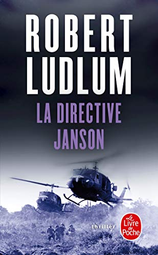 9782253116202: La Directive Janson (Ldp Thrillers) (English and French Edition)