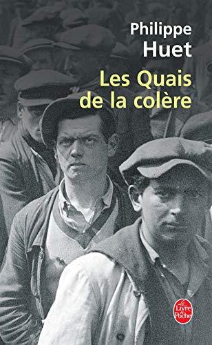 9782253117834: Les Quais de La Colere (Ldp Litterature) (English and French Edition)