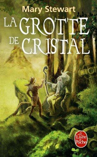 9782253119586: La Grotte de cristal (Le Cycle de Merlin, Tome 1)