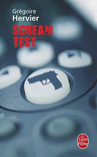 9782253121718: Scream Test (Ldp Litterature) (French Edition)