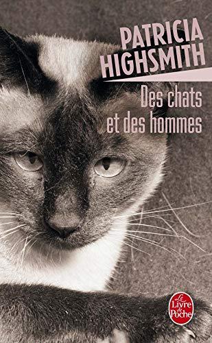 9782253124696: Des chats et des hommes