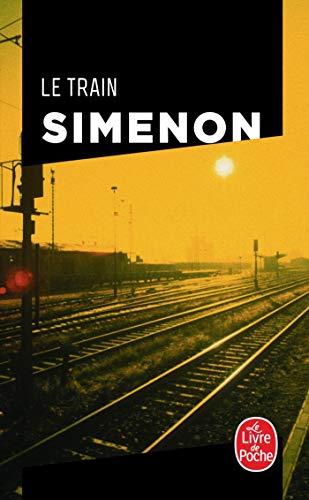 9782253124917: Le train (Ldp Simenon)