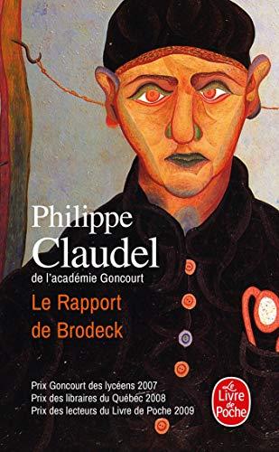 9782253125723: Le Rapport De Brodeck (Le Livre de Poche) (French Edition)