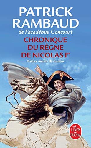 9782253126164: Chronique du règne de Nicolas 1er