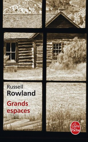 9782253126263: Grands Espaces (Ldp Litterature) (French Edition)