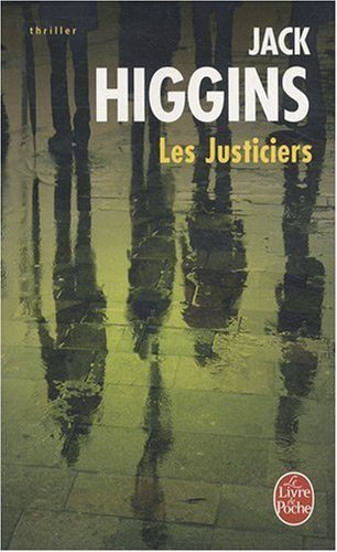 9782253127260: Les Justiciers (Ldp Thrillers) (French Edition)