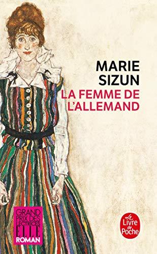 9782253127901: La Femme de L Allemand (Ldp Litterature) (French Edition)